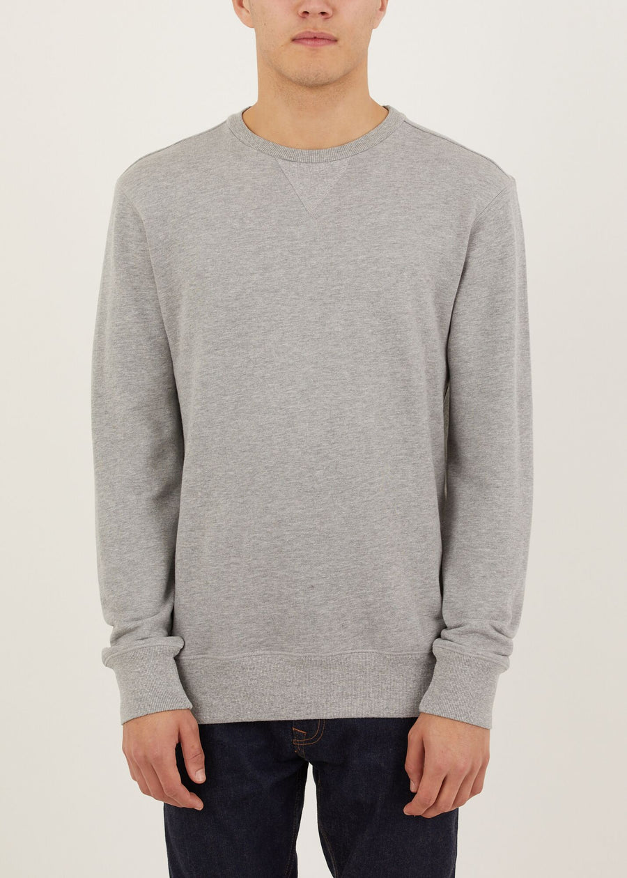 Padfield Sweatshirt - Grey Marl