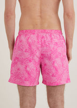 Load image into Gallery viewer, Quadrant Swim Shorts - Pink