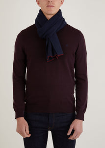 Seeker Scarf - Navy