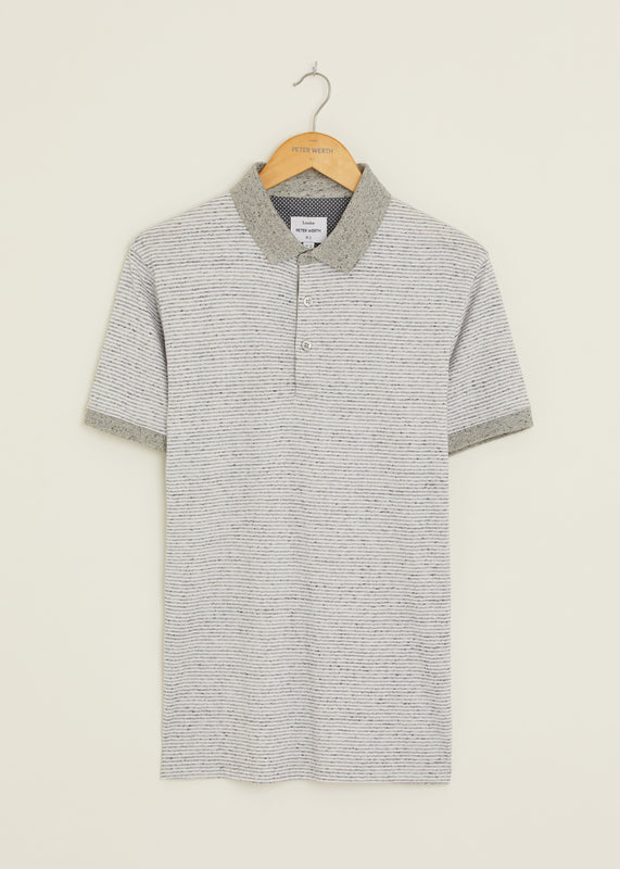 Skittles Polo Shirt - Grey