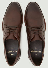 Load image into Gallery viewer, Wynn Derby Shoe - Oxblood