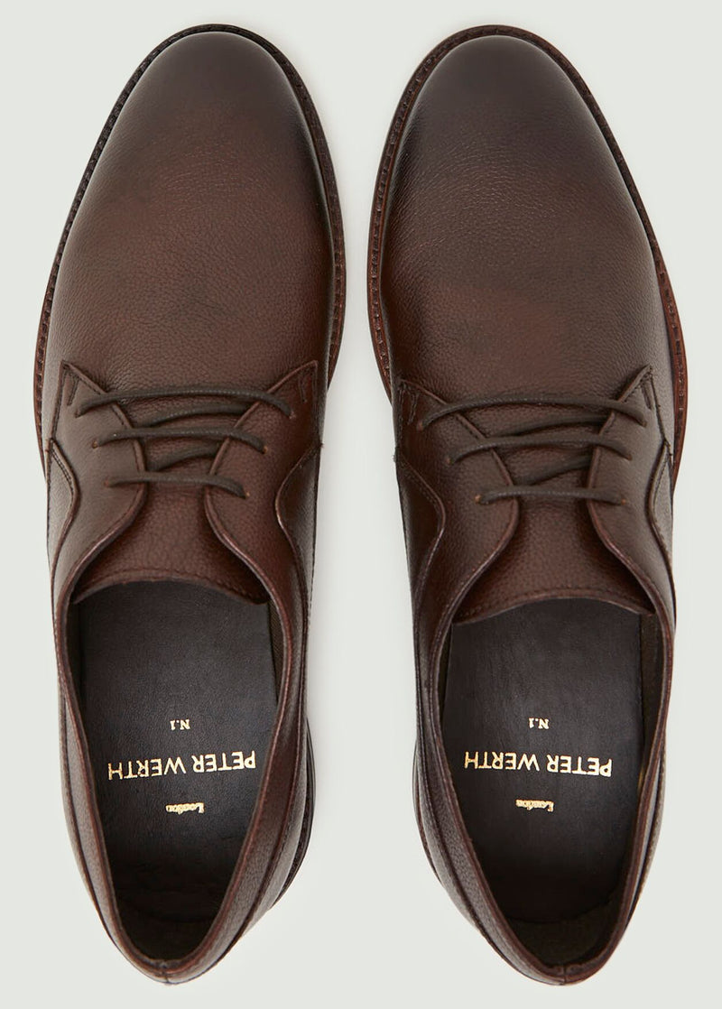 Wynn Derby Shoe - Oxblood
