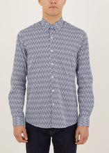 Load image into Gallery viewer, Zach Long Sleeved Shirt - Navy