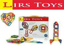 Load image into Gallery viewer, Lot of 100 Units of LIRS TOYS MAGNETIC BLOCKS 30PC Toy Sets