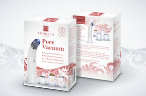 Voibella Beauty Pore Vacuum Blackhead Remover