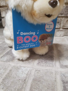 Lot of 100 units of Brand New GUND Dancing Boo Animated Plush Dog, 9.5