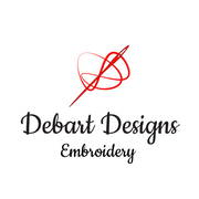 Debart Designs Embroider Logo