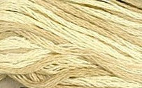 Weeks Dye Works 6 Strand Cotton - Banana Pudding 1112 - Pre Order
