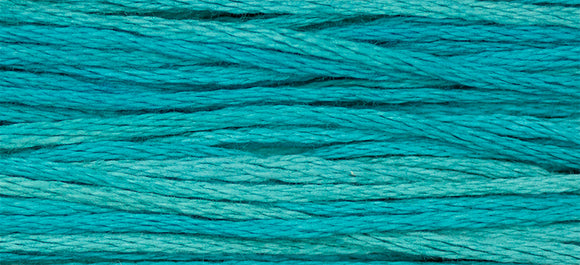 Weeks Dye Works 6 Strand Cotton - Turquoise 2135 - Pre Order