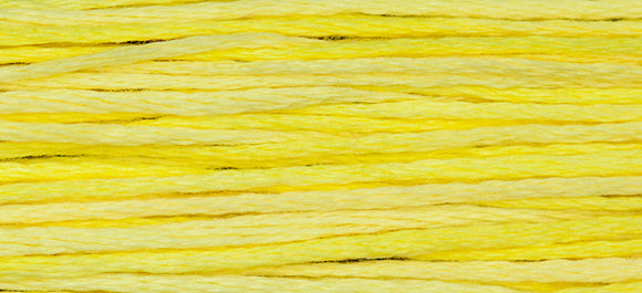 Weeks Dye Works 6 Strand Cotton - Lemon Chiffon 2217 - Pre Order
