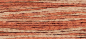Weeks Dye Works 6 Strand Cotton - Cinnabar 2254 - Pre Order