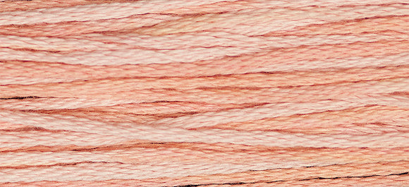 Weeks Dye Works 6 Strand Cotton - Hibiscus 2278 - Pre Order