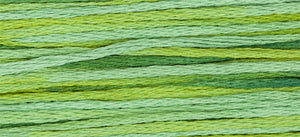 Weeks Dye Works 6 Strand Cotton - Lucky 4111  - Pre Order