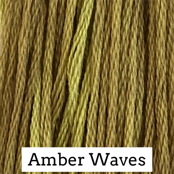Classic Colorworks Stranded Cotton - Amber Waves