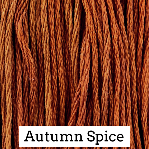 Classic Colorworks Stranded Cotton - Autumn Spice
