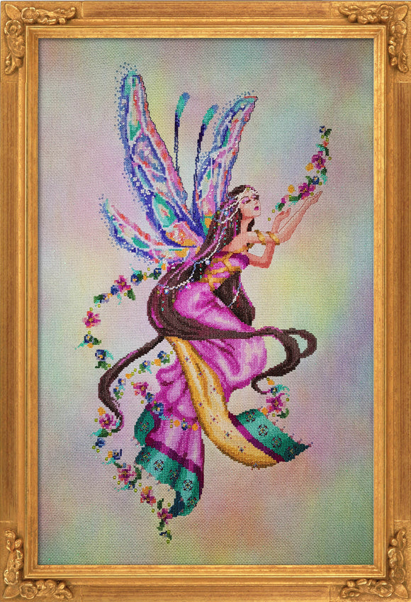 Bella Filipina Designs - Fairy Iridescence cross stitch chart