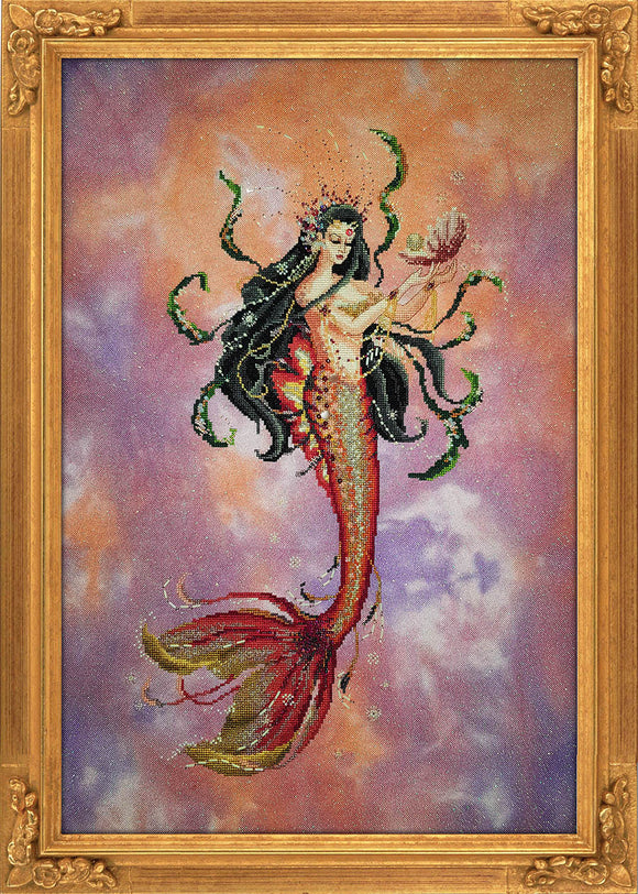 Bella Filipina Designs - Pearl of the Orient Seas cross stitch chart