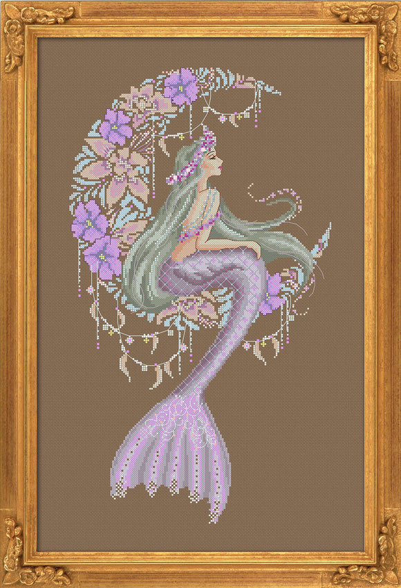 Bella Filipina Designs - Luna Mystica cross stitch chart