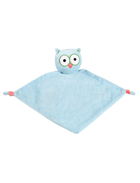 Personalised Owl Comforter - Debart Designs Embroidery