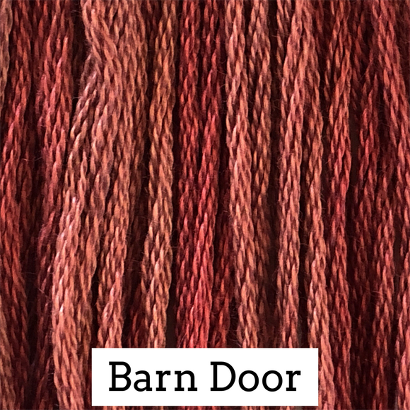 Classic Colorworks Stranded Cotton - Barn Door