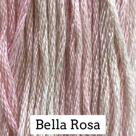 Classic Colorworks Stranded Cotton - Bella Rose