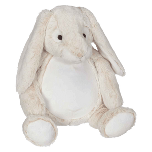 Personalised Embroidery Buddy - Clara Classic Collection - Bella Bunny - Debart Designs Embroidery