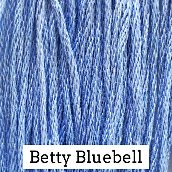 Classic Colorworks Stranded Cotton - Betty Bluebell