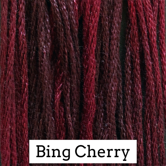 Classic Colorworks Stranded Cotton - Bing Cherry