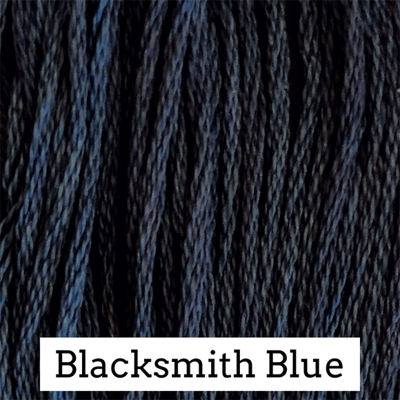 Classic Colorworks Stranded Cotton - Blacksmith Blue
