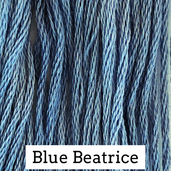 Classic Colorworks Stranded Cotton - Blue Beatrice