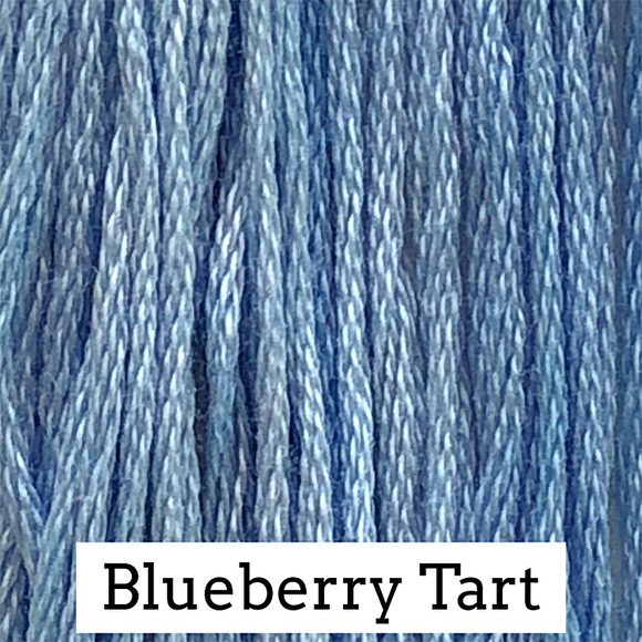 Classic Colorworks Stranded Cotton - Blueberry Tart