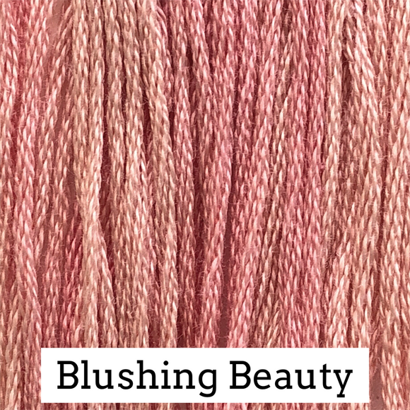 Classic Colorworks Stranded Cotton - Blushing Beauty