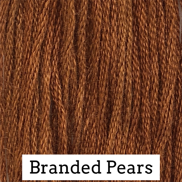 Classic Colorworks Stranded Cotton - Brandied Pears
