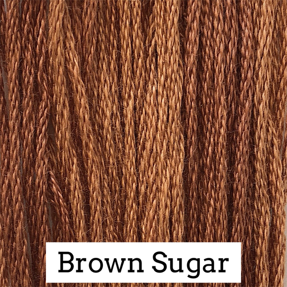 Classic Colorworks Stranded Cotton - Brown Sugar