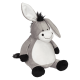 Personalised Embroidery Buddy - Duncan Donkey - Debart Designs Embroidery