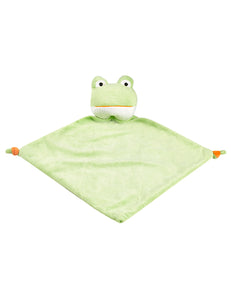 Personalised Frog Comforter - Debart Designs Embroidery