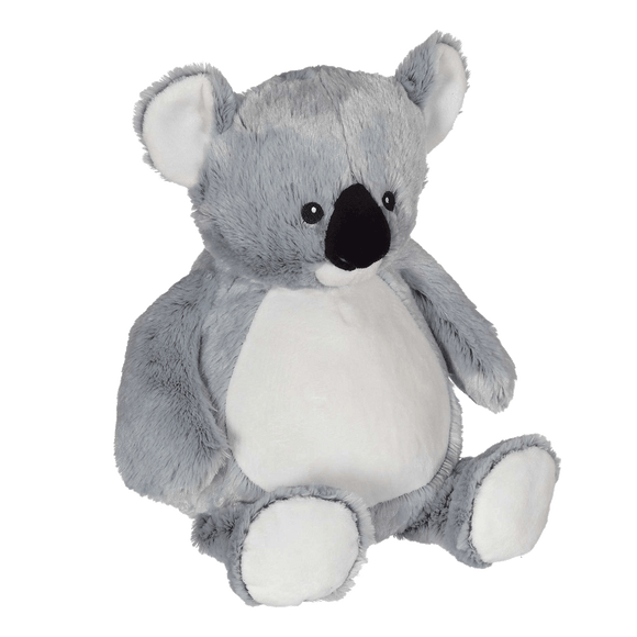 Personalised Embroidery Buddy - Kory Koala - Debart Designs Embroidery