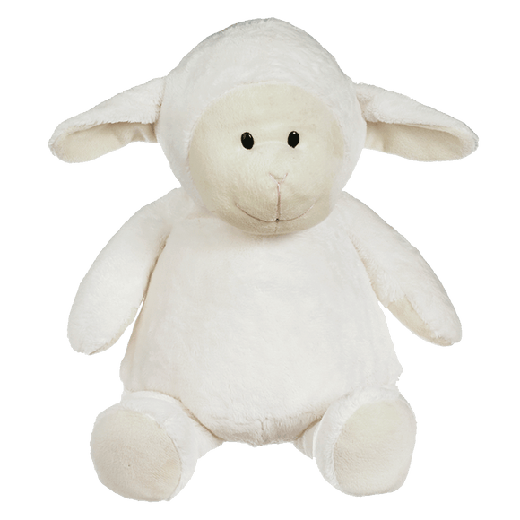 Personalised Embroidery Buddy - Lambton Lamb - Debart Designs Embroidery