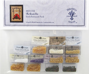Mirabilia - The Queen Bee Embellishment Pack MD171E