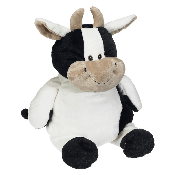 Personalised Embroidery Buddy - MooMoo Cow - Debart Designs Embroidery