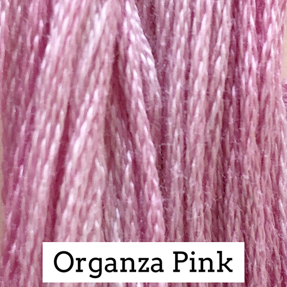 Classic Colorworks Stranded Cotton - Organza Pink