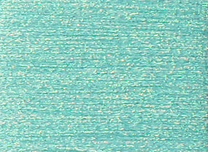 PB203 Seafoam Shimmer Rainbow Gallery Petite Treasure Braid - Debart Designs Embroidery