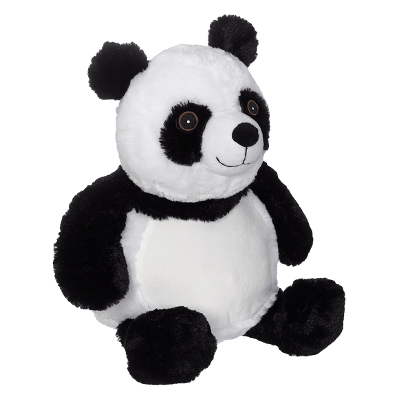 Personalised Embroidery Buddy - Peyton Panda - Debart Designs Embroidery