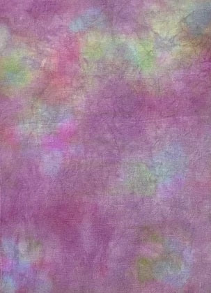 Fiberlicious Hand Dyed Fabric -  32 count Linen - Pure Bliss - Debart Designs Embroidery