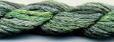 Dinky Dyes Silk Thread - S-019 Rainforest - Pre-Order