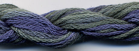 Dinky Dyes Silk Thread - S-021 Daintree  - Pre-Order