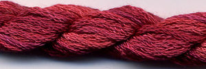 Dinky Dyes Silk Thread - S-025 Ruby  - Pre-Order