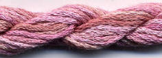 Dinky Dyes Silk Thread - S-035 Madi's Rose - Pre-Order