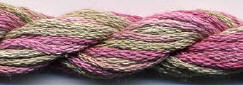 Dinky Dyes Silk Thread - S-041 Tea Tree - Pre-Order