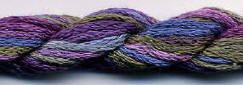 Dinky Dyes Silk Thread - S-087 Yallingup - Pre-Order